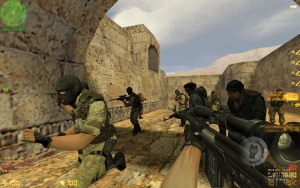 Counter-Strike 1.6 для Windows 10 (2015 / RUS)