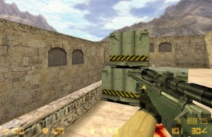 Counter-Strike 1.6 версия сборки 3.4