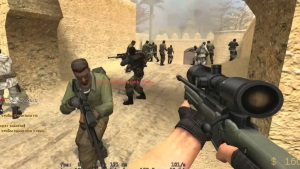 Counter strike - online games